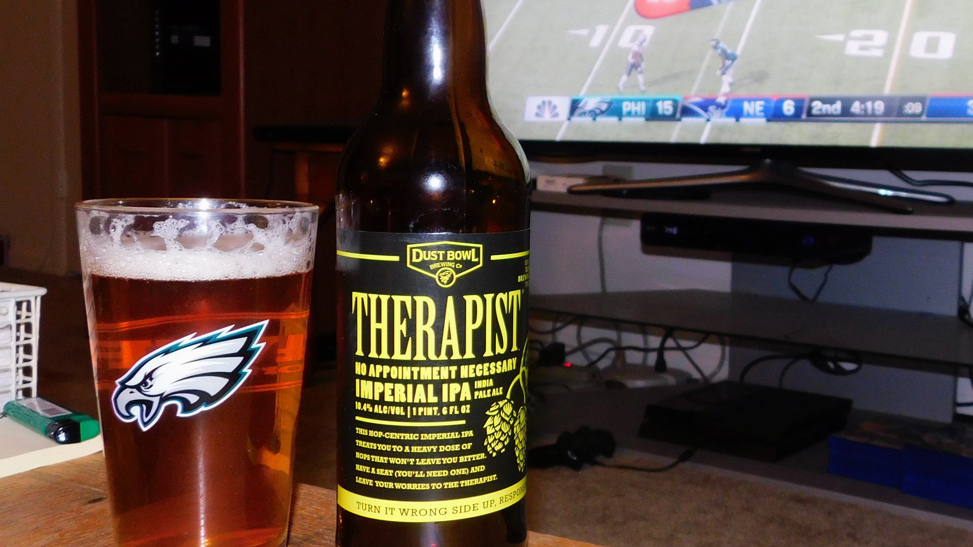 Review: Therapist by Dust Bowl Brewing Company   The Craft