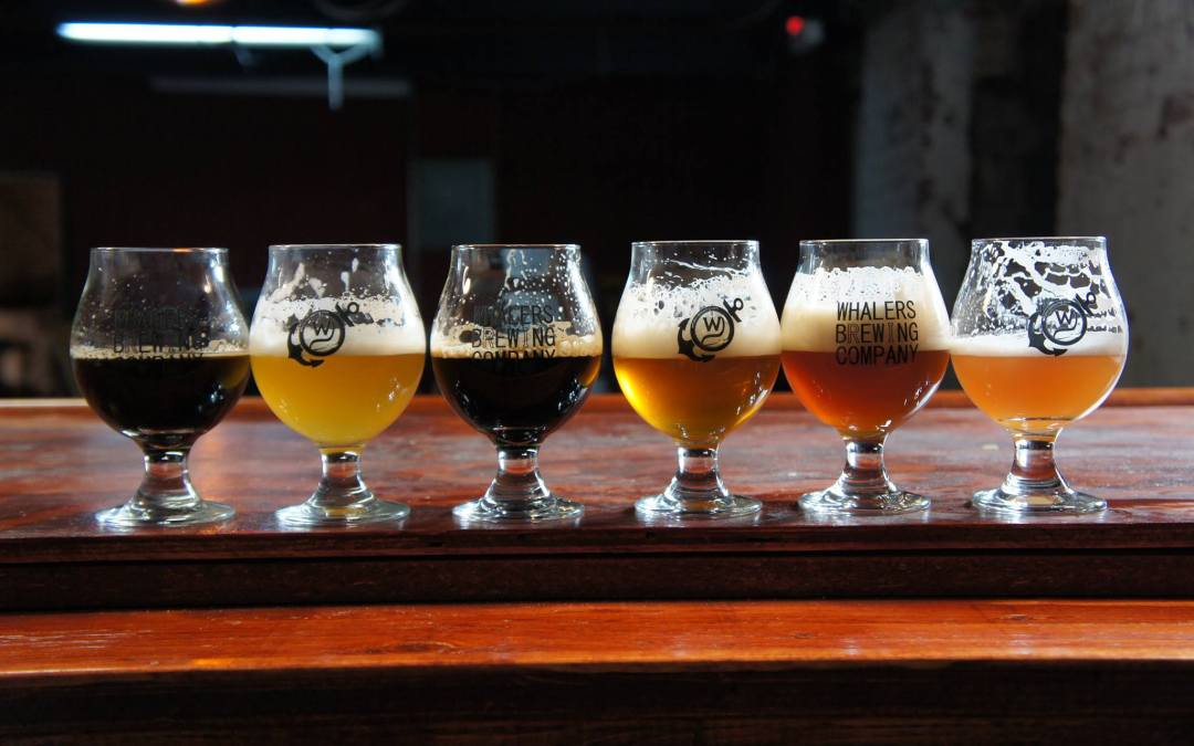 Getting to Know Whalers Brewing Company