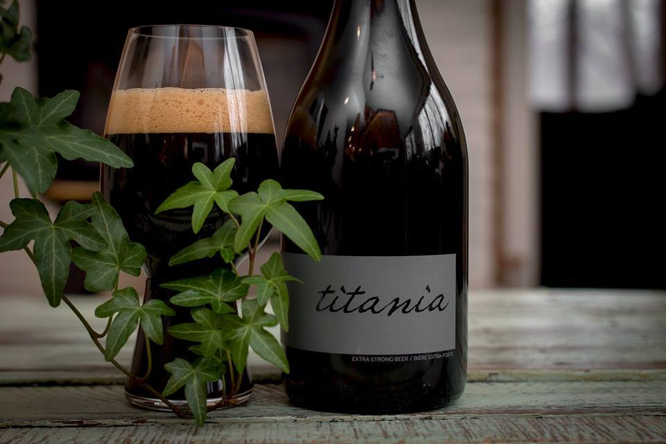 Review: Titania Imperial Stout by Sawdust City Brewing Co