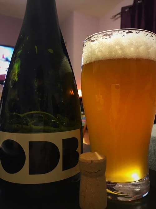 ODB Saison from Sawdust City Brewing
