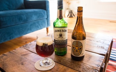 Review: Strong Patrick Irish Style Red Ale by Beau's All Natural Brewing