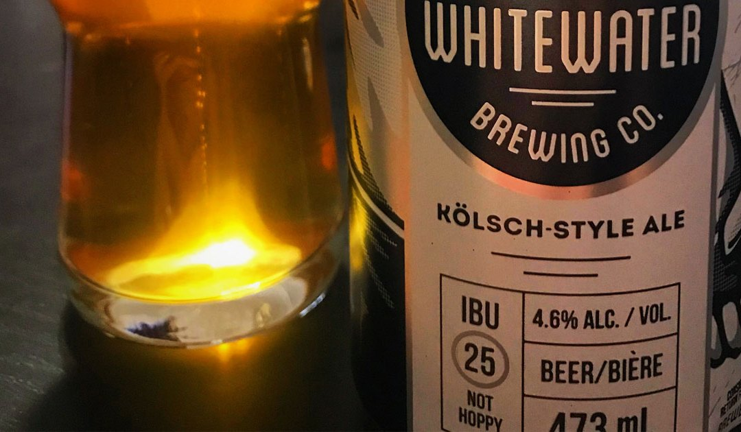 Review: KLR93 by Whitewater Brewing Co.