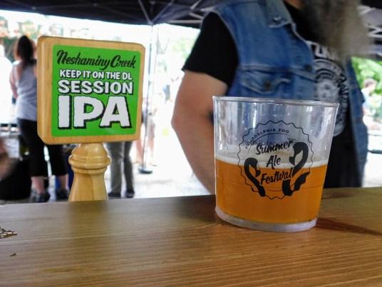 philadelphia-zoo-summer-ale-festival_20180623-183625-Neshaminy Brewing Keep It On The DL Session IPA