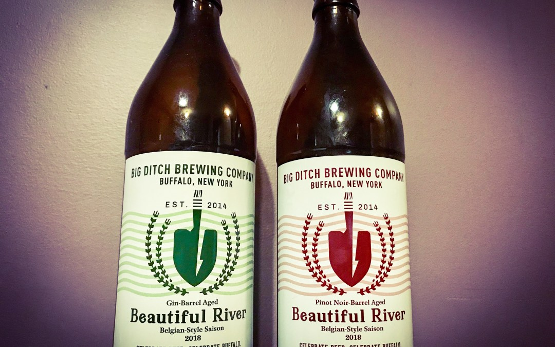 Beautiful River (2018 Barrel Aged) by Big Ditch Brewing Company