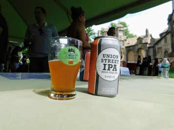 Fonthill Castle Beer Festival 2018 049 Doylestown Brewing Union Street IPA (Large)