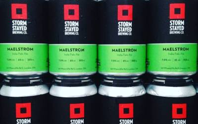 Review: Maelstrom IPA by Storm Stayed Brewing Company