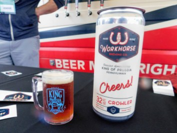KOP Beerfest Royale 2018 04-180859 Workhorse Brewing Imperial Red Ale
