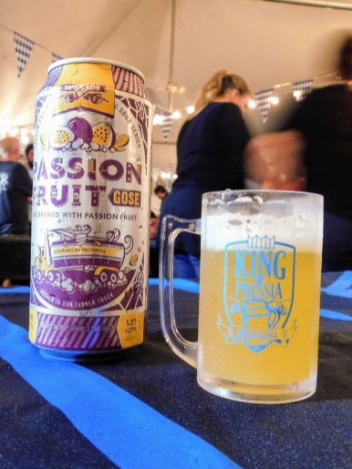 KOP Beerfest Royale 2018 04-203233 Two Roads Passion Fruit Gose