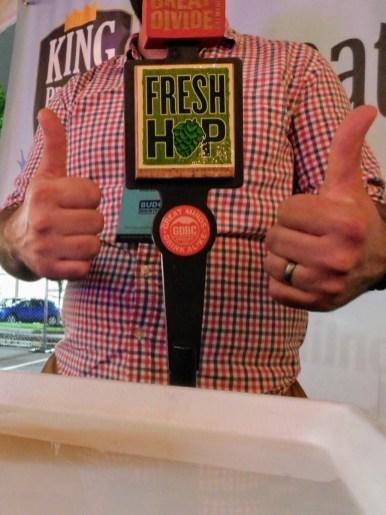 KOP Beerfest Royale 2018 06-210510 Great Divide Fresh Hop