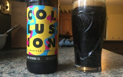 Review: Collusion Stout by Elora Brewing Company
