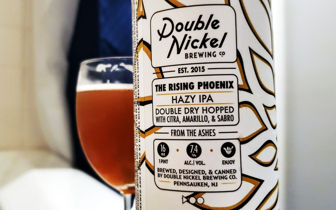 Bath Beer Series: Double Nickel – Rising Phoenix