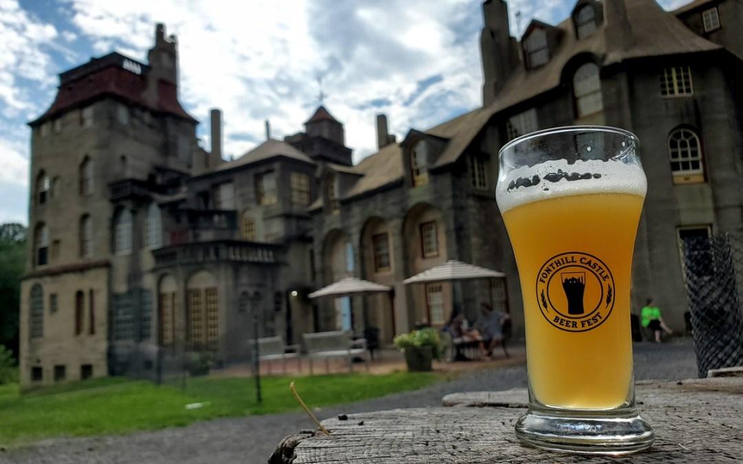 Recap: Fonthill Castle Beer Fest 2021