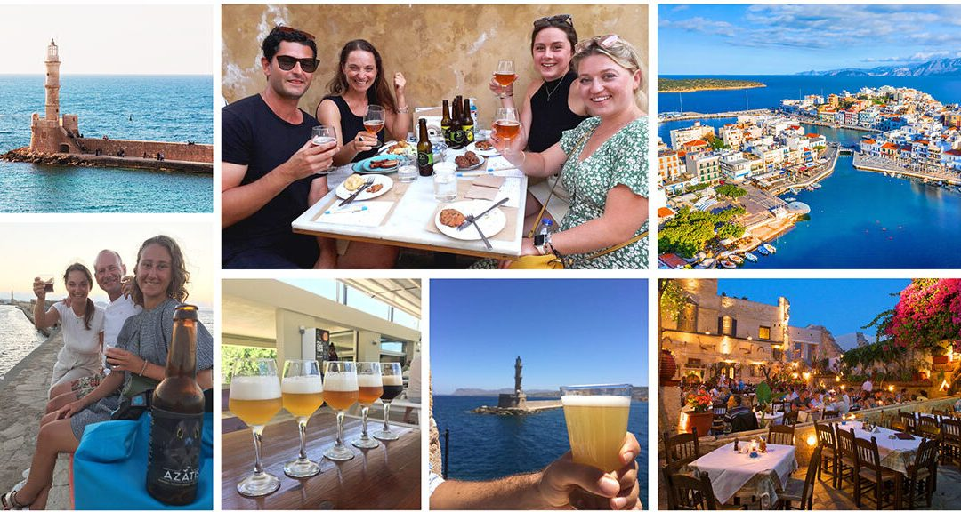 Experience: Craft Beer Walking Tour in Greece