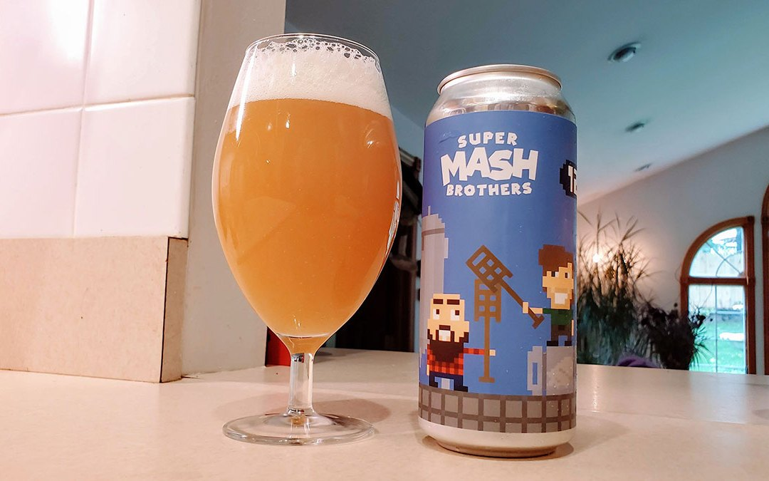 Review: Super Mash Brothers by Stable 12 Brewing Co. 