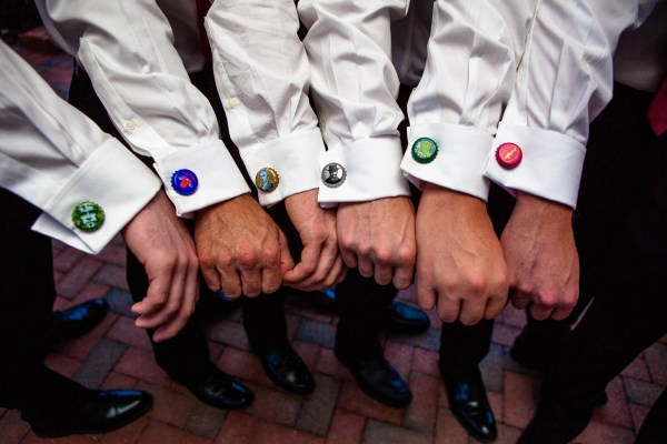 Bottle Cap Cufflinks