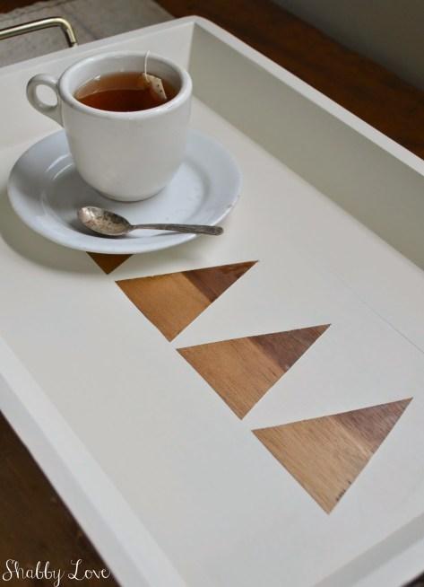 Triangle Love - Shabby Love Blog