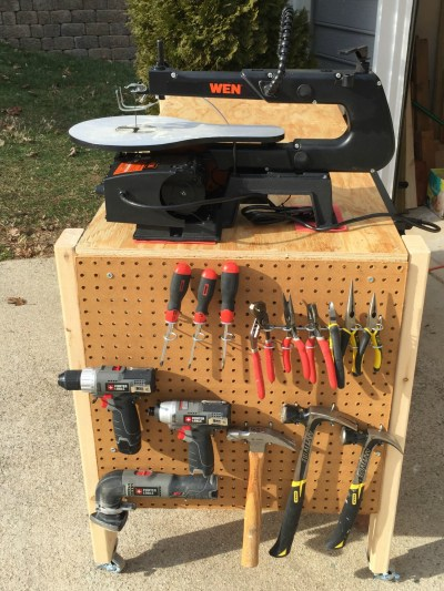 Workbench Right Side