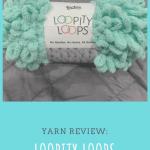 Yarn Review Big Twist Loopity Loops Yarn Crafteaze