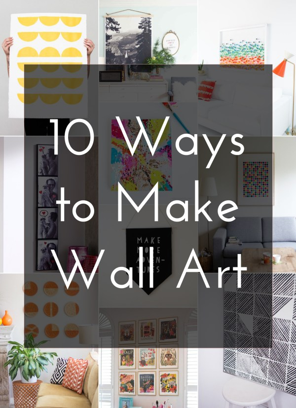 Make Your Own Wall Art