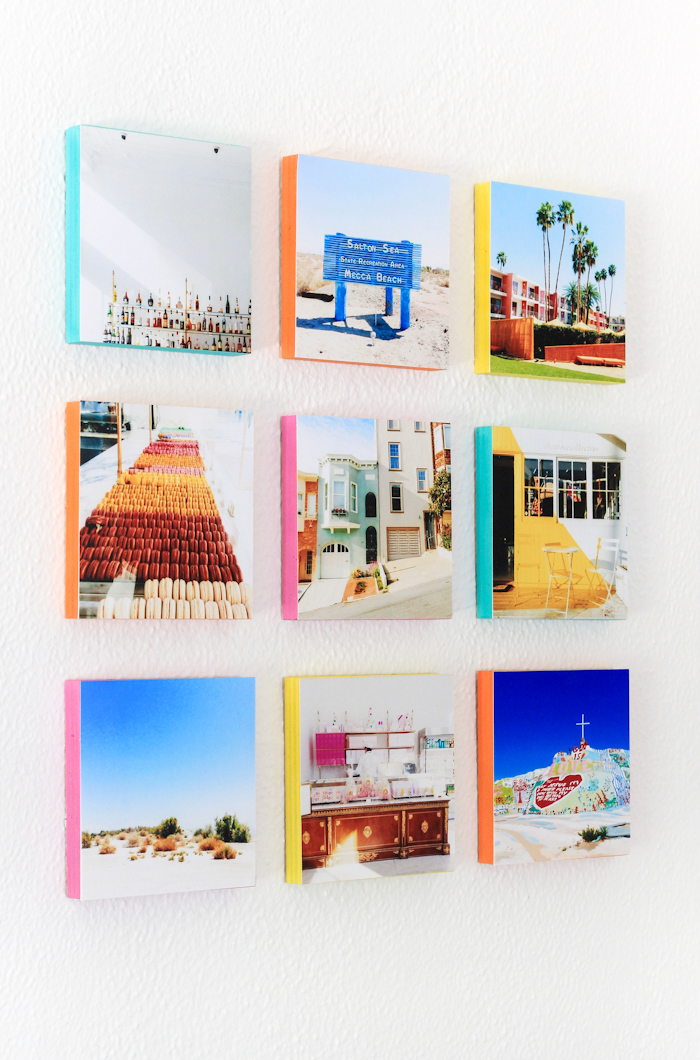How to Turn Your Instagram Photos Into Wall Art