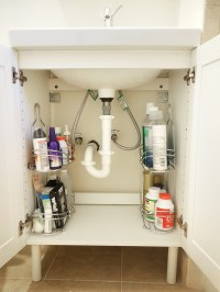 15 Clever Organization Ideas for a Tiny Bathroom | The ...