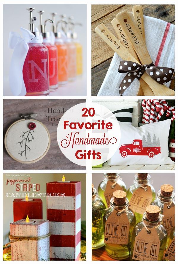 favorite handmade christmas gifts