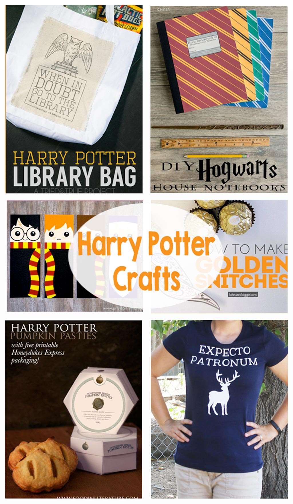 Harry Potter Crafts