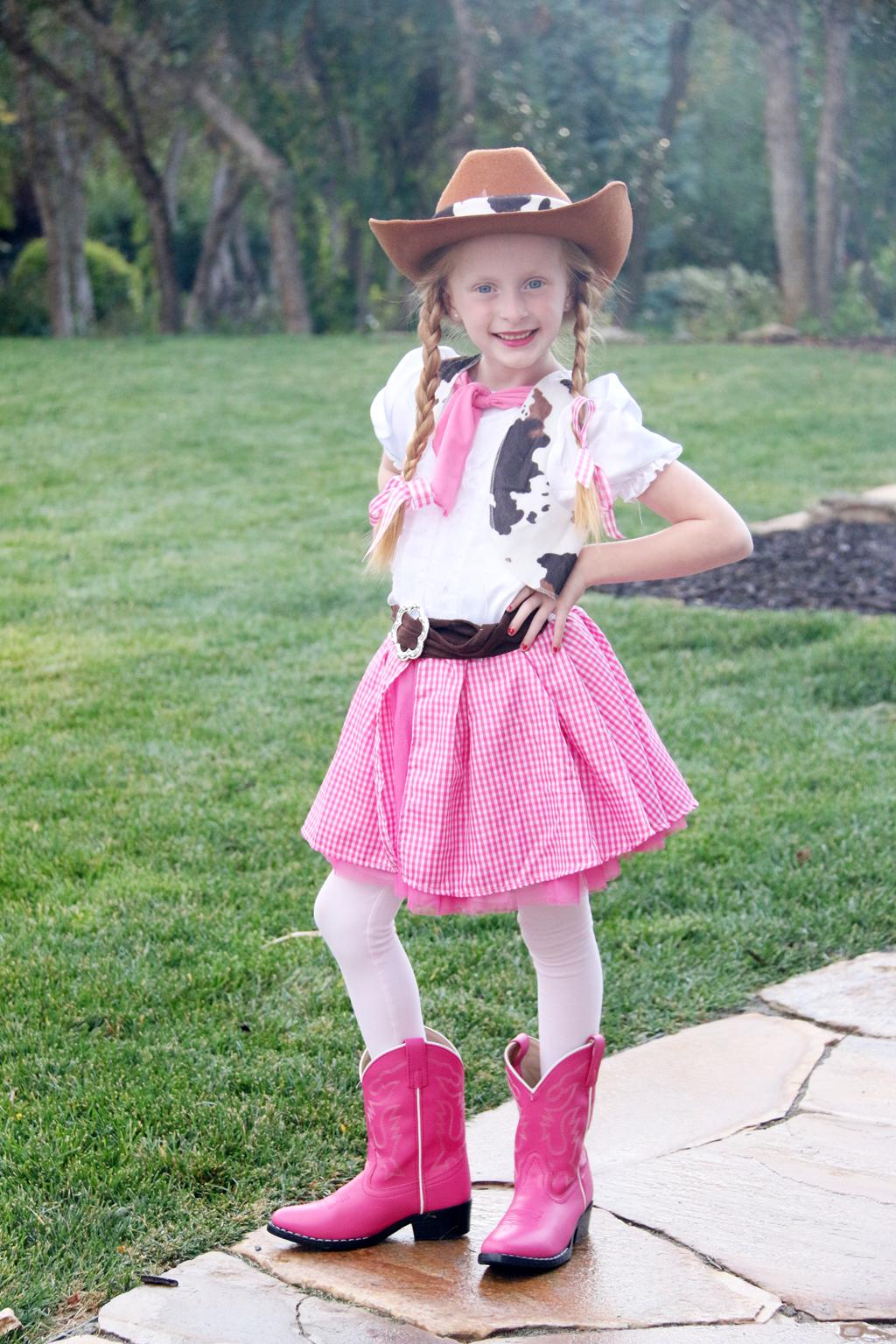 Boy Girl Twin Costume Idea Cowgirl And Cowboy