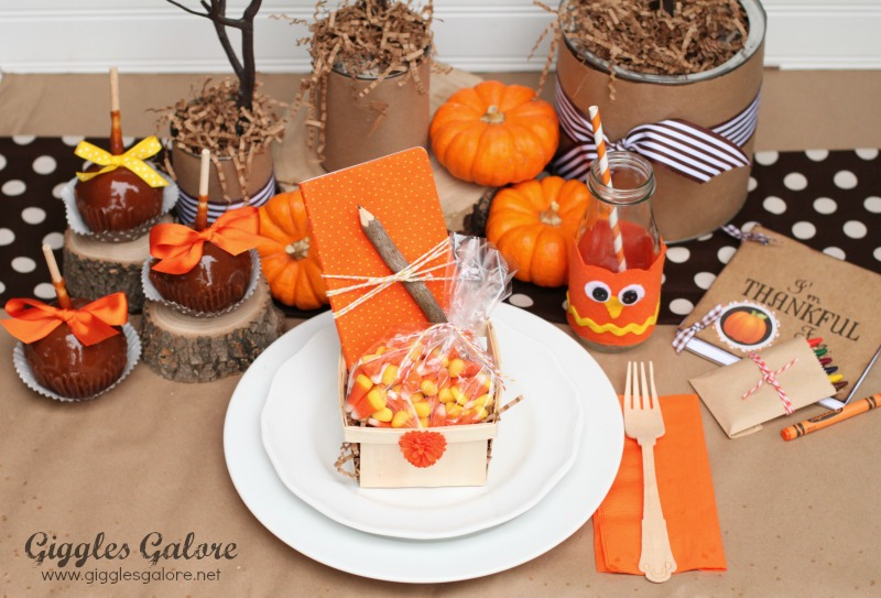 Thanksgiving Table Decorations For Kids To Make Yamsixteen