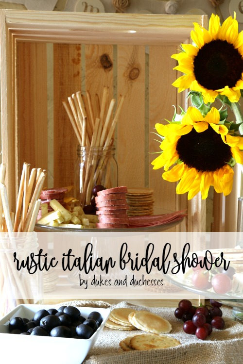 Bridal Shower Ideas  The Crafting Chicks