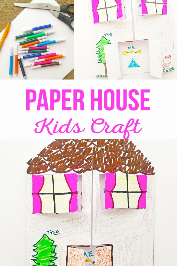 Going out to snag art supplies migh. Paper House Craft The Crafting Chicks