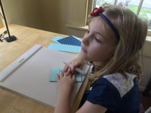 Reese Fancy Fold - Scoring