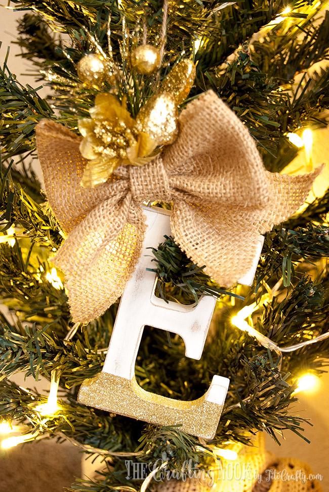 Homemade Christmas Ornaments On Pinterest