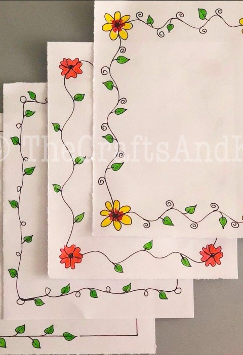 Border designs