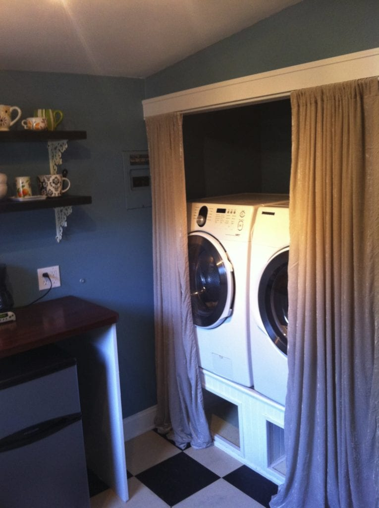 can i paint my kitchen cabinets tiny house appliances transforming an old garage into a (part 3)