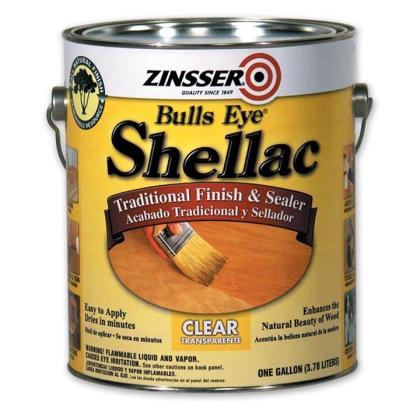 Shellac Wood Sealer