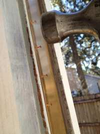 How To Weatherstrip Wood Windows | The Craftsman Blog