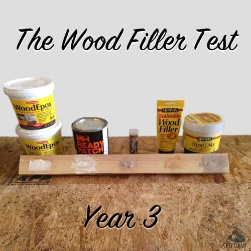 How To Remove Wood Filler Stain