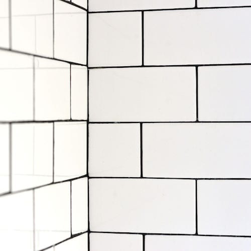 how to install subway tile the