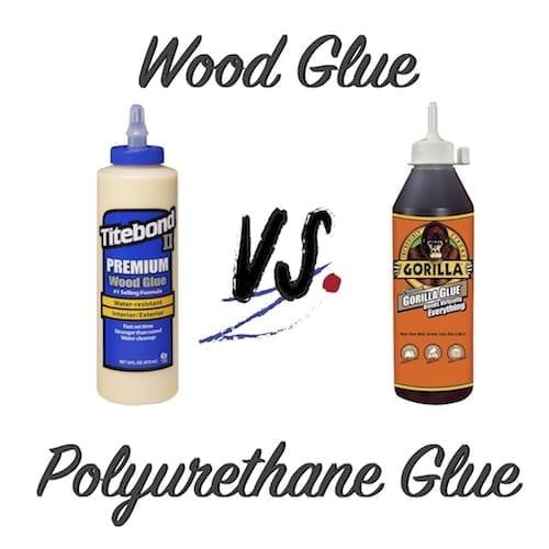 Polyurethane Wood Glue Vs Pva