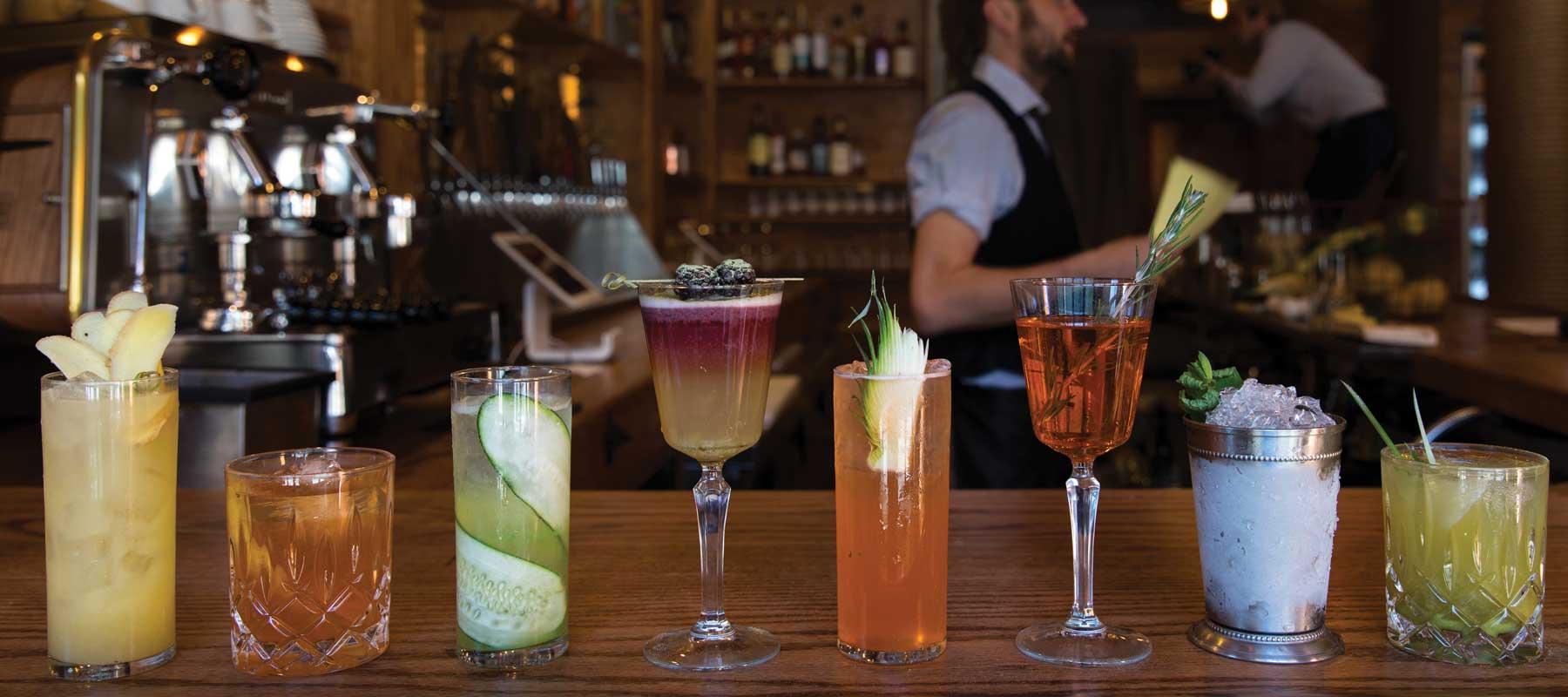 The Craftsman, Cocktails, Harlem, New York, Morningside Heights, Cocktails Craft Beers Coffee Cold Press