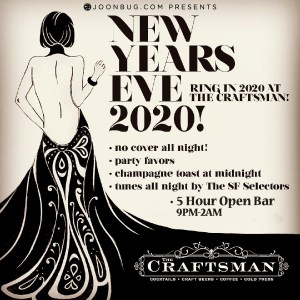 The Craftsman New Years Eve 2020