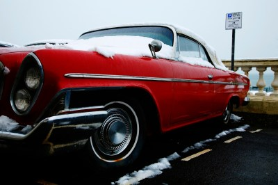 Winter Care for Classic Cars