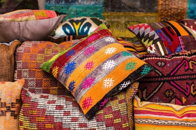 Find materials and fabrics for cushion making at Hochanda