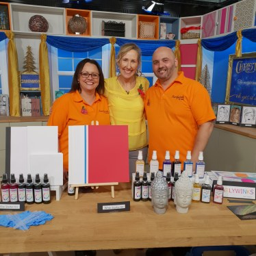 Guest Showcase May Pearlywinks Donna Simon
