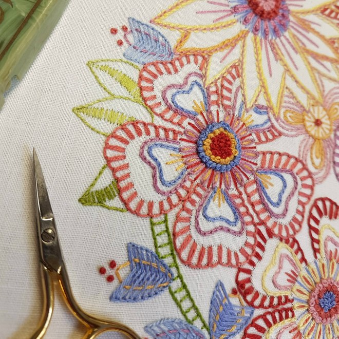 Guest Showcase Maggie Gee Embroidery