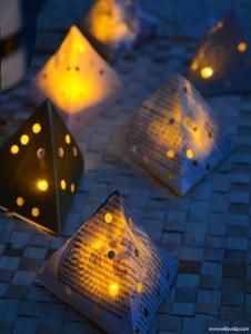 Diwali lantern ideas