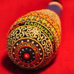 Madhukari Bottle Art by Ms. Madhu Gajjala #15