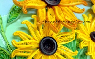 quilled flower tutorial