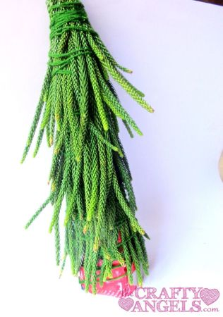 mini christmas tree tutorial5